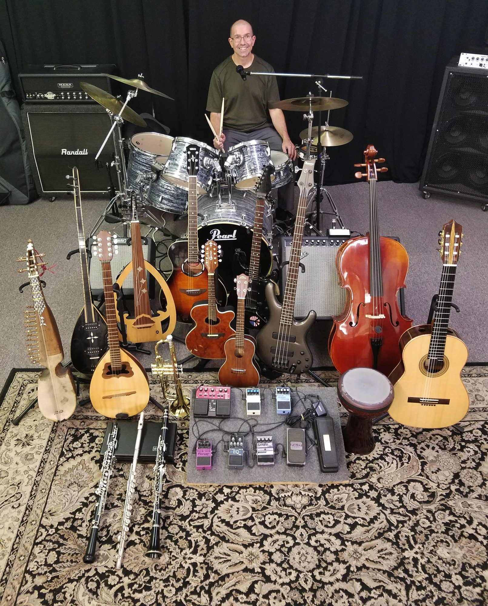Scott Perry Multi Instrumentalist